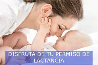 permiso lactancia